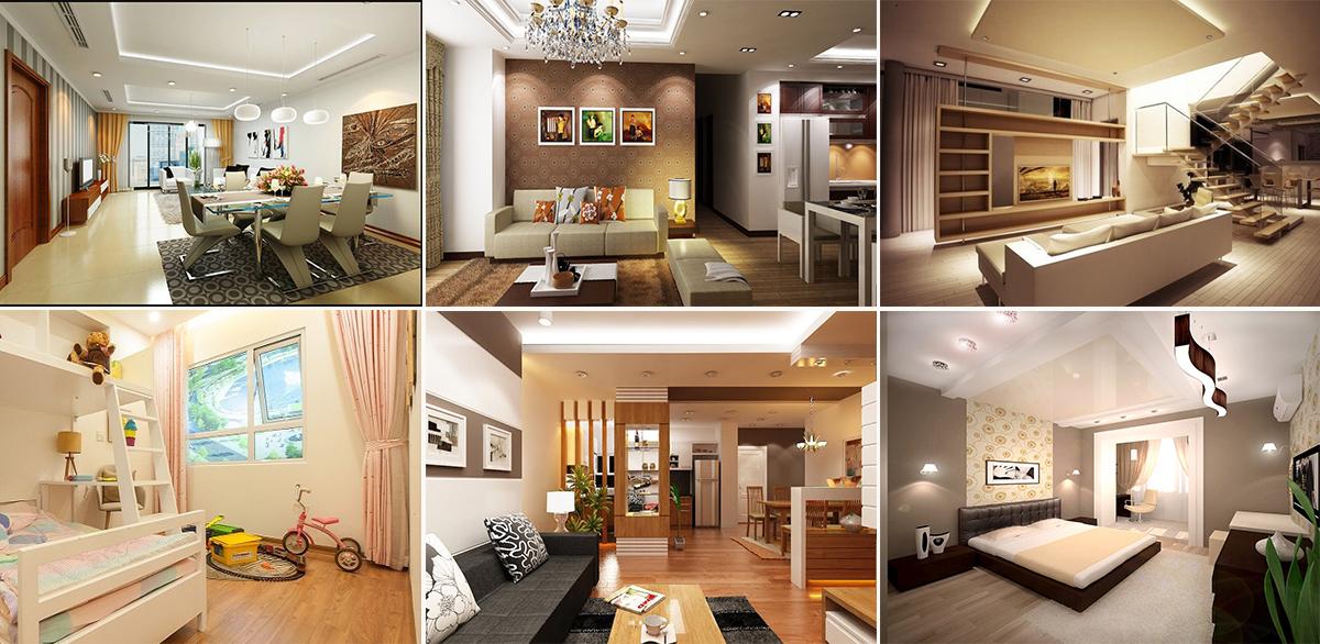 Thiết kế nội thất sang trọng của AnLand Complex Nam Cường