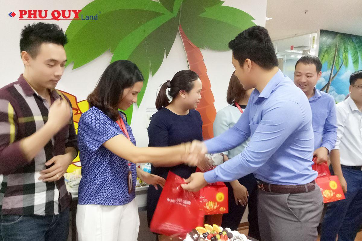 Chung vui đón tết trung thu đoàn viên cùng đại gia đình Phú Quý Land