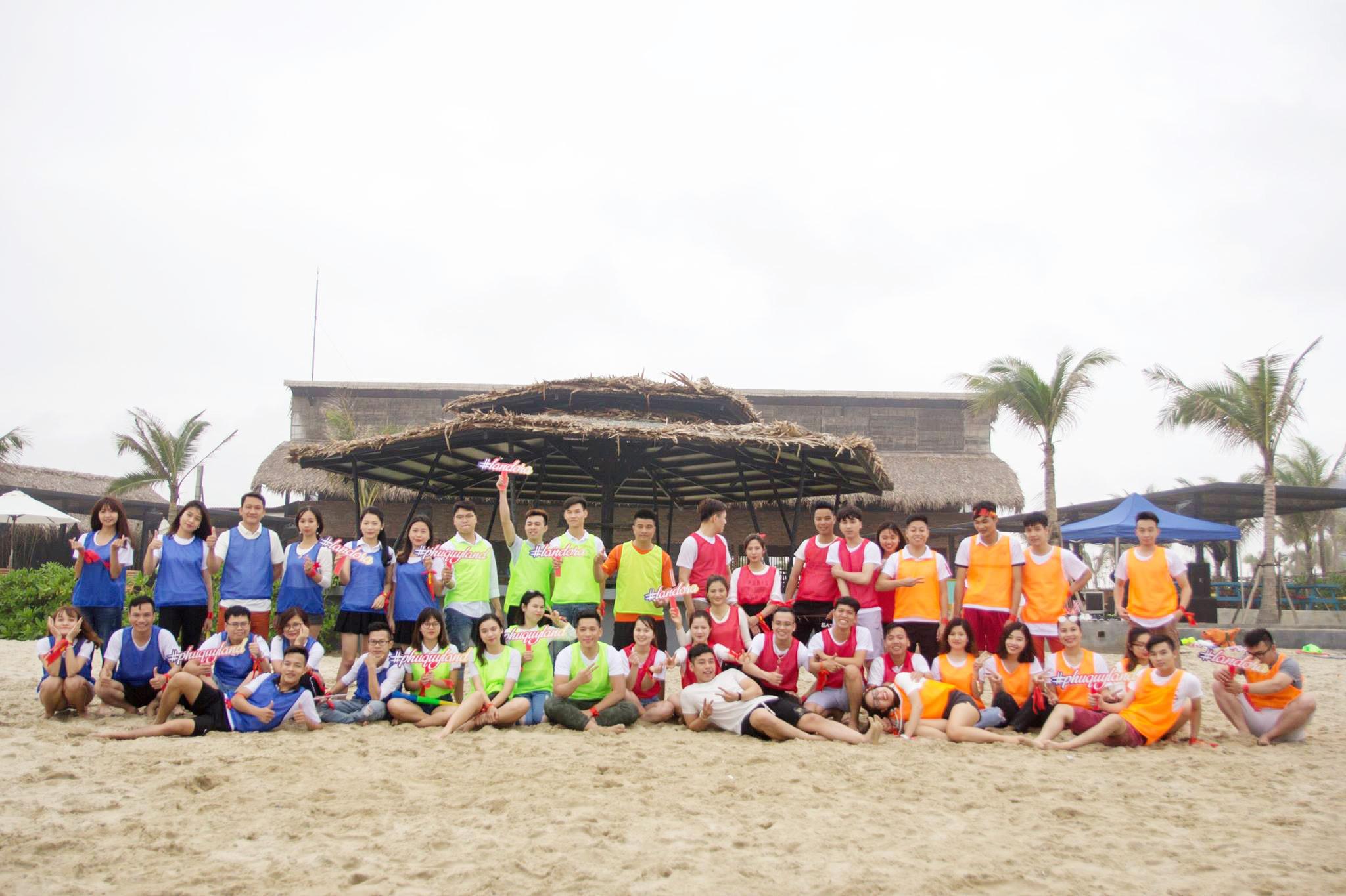 [Video] Hoạt động Teambuilding tại Cocobay Đà Nẵng