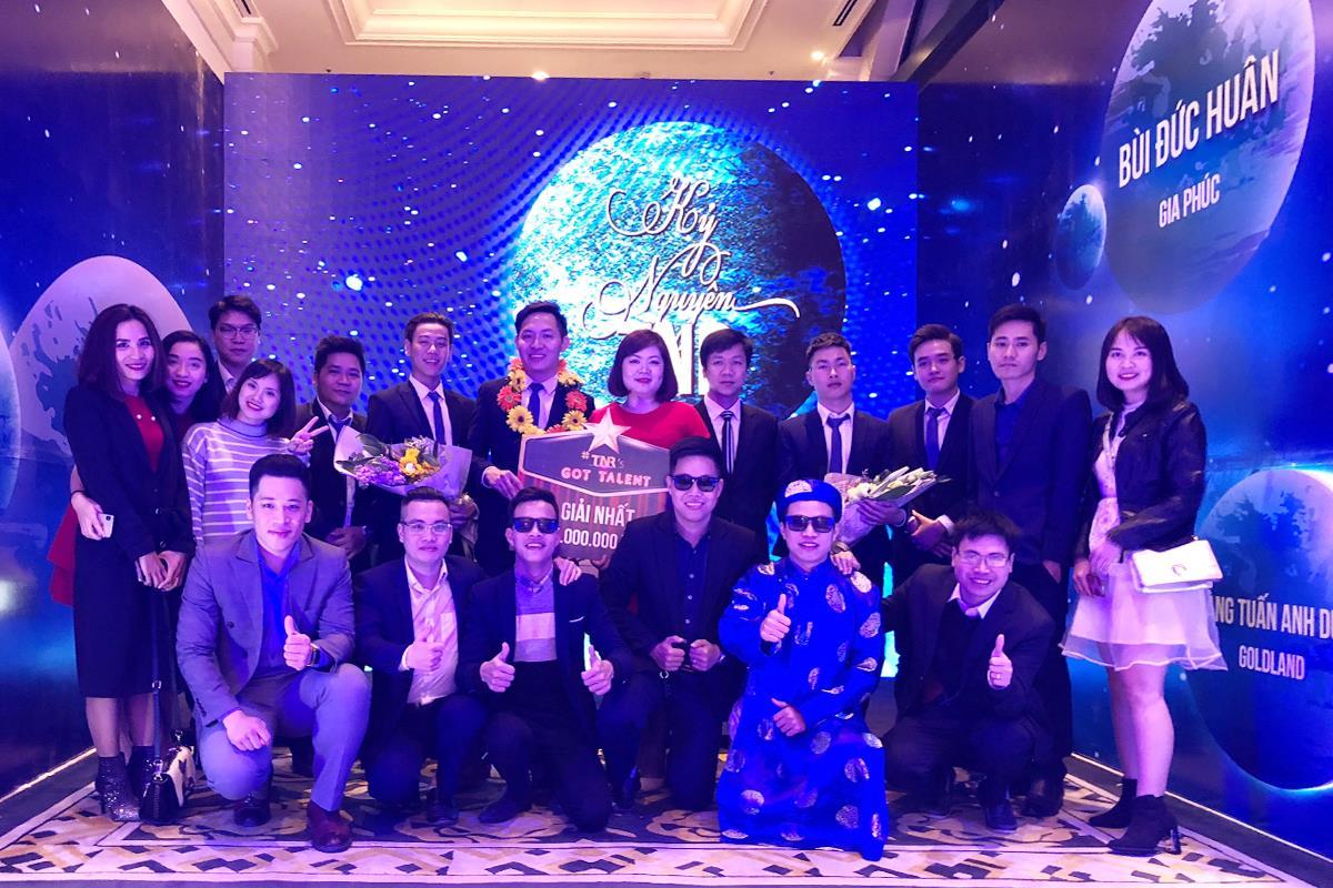 PHUQUYLAND là đối tác phân phối chiến lược các dự án thuộc TNR Holding như: TNR GoldSeason, TNR Star Nam Sách...