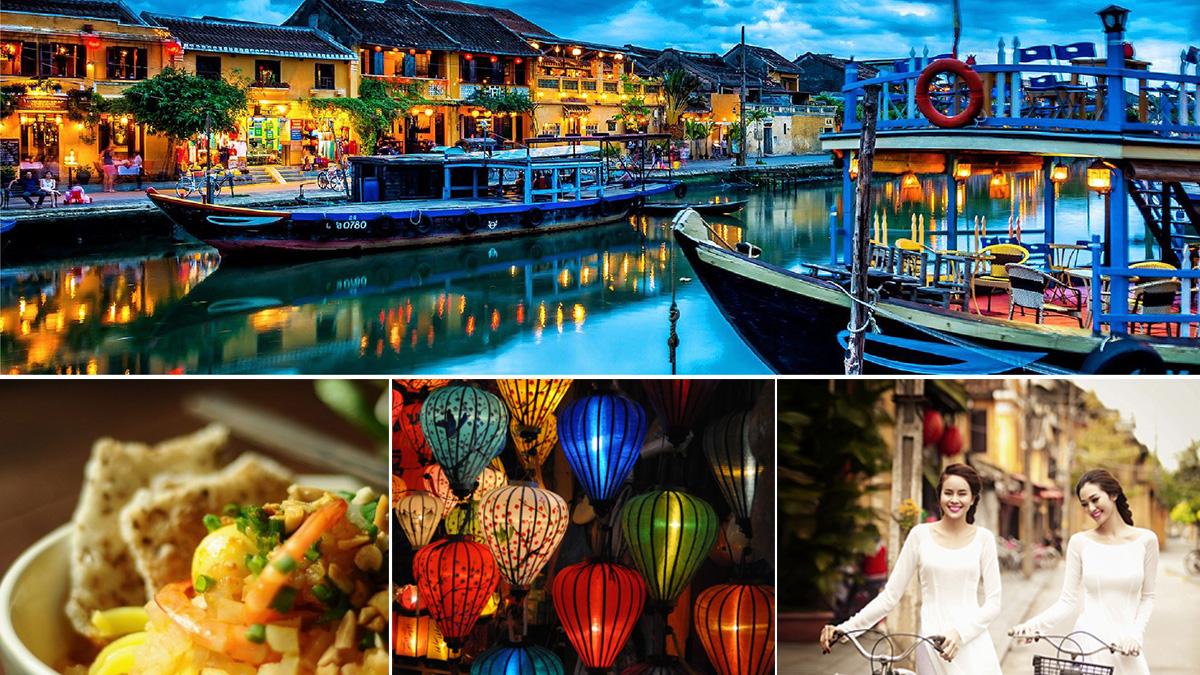 Hội An - Điểm đến du lịch hút khách quốc tế hàng đầu Việt Nam