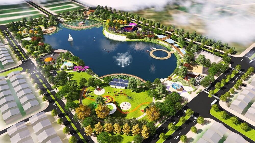 Công viên thiên văn học nổi tiếng tại khu đô thị Dương Nội