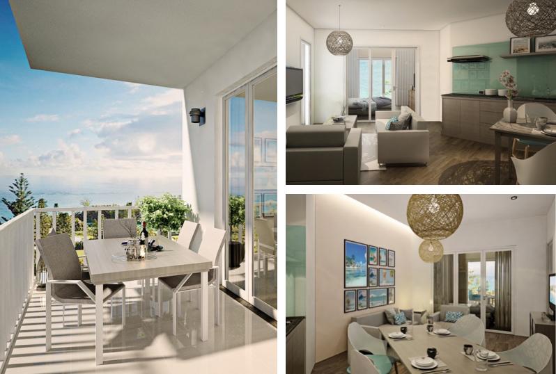 New Hội An City sử dụng nội thất sang trọng, hiện đại nhưng vẫn giữ sự thân thiện, nhẹ nhàng, mang đến cảm giác thoải mái cho chủ nhân