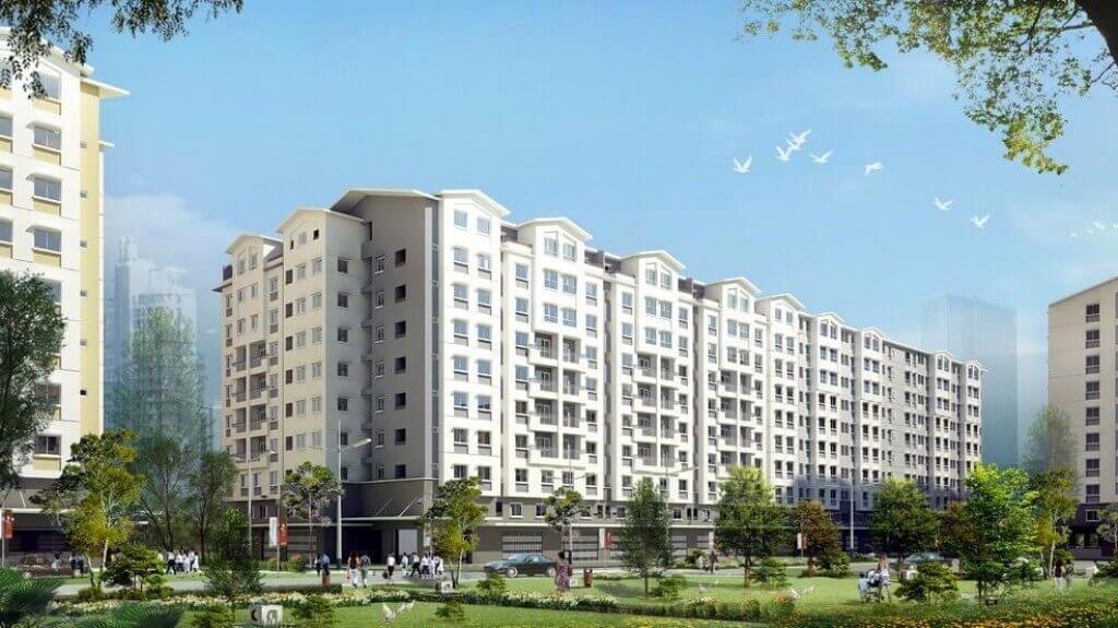 Quyền sở hữu nhà chung cư hoàn toàn dự trên pháp lý