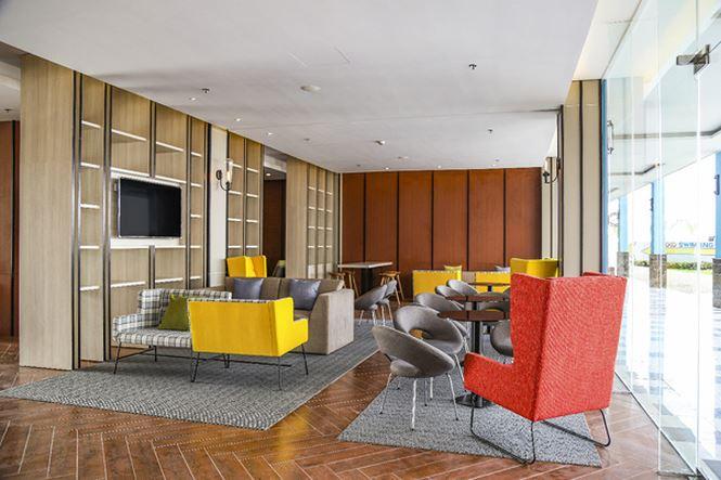 Hay lối kiến trúc của  khách sạn Pulse truyền cảm hứng mạnh mẽ cho các bạn trẻ có đam mê sáng tạo