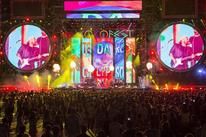 Cocofest – Lễ hội âm nhạc đặc sắc với sự góp mặt của các nghệ sĩ hàng đầu thế giới và Việt Nam