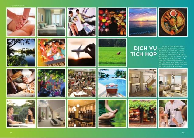 Tại New Hội An City - du khách thoải mái tận hưởng không gian nghỉ dưỡng với hệ thống tiện ích -dịch vụ nổi bật