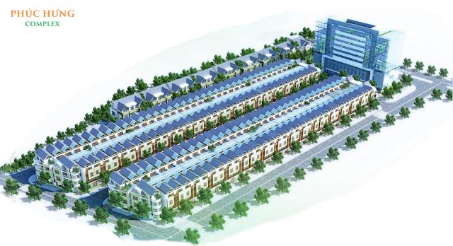 Phúc Hưng Complex – Khu đô thị kiểu mẫu bậc nhất tại Hưng Yên