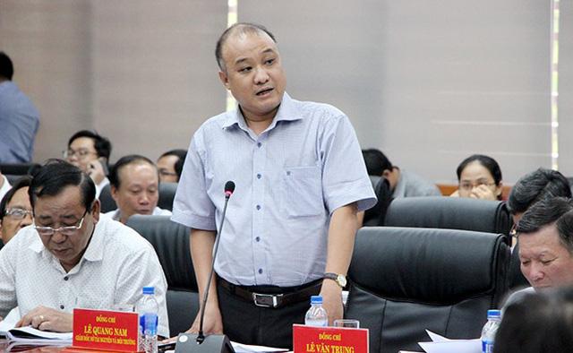 Sẽ phạt kịch khung Công ty Kim Long Nam vì lén xả thải ra biển Đà Nẵng