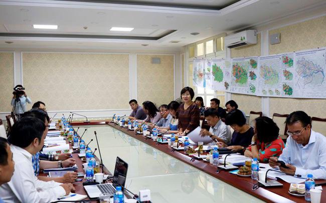 Thứ trưởng Phan Thị Mỹ Linh - Chủ tịch Hội đồng thẩm định Điều chỉnh quy hoạch xây dựng vùng tỉnh Bắc Ninh đến năm 2035 và tầm nhìn đến năm 2050