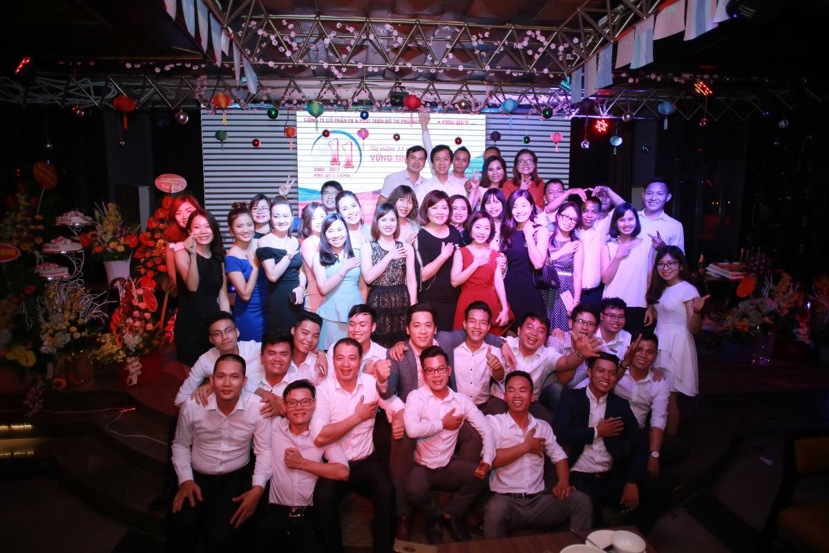 Phú Quý Land – 11 năm xây dựng và phát triển