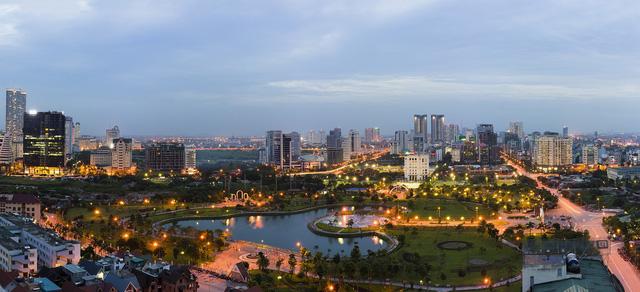 Quận Cầu Giấy – Trung tâm thành phố mới của Thủ đô