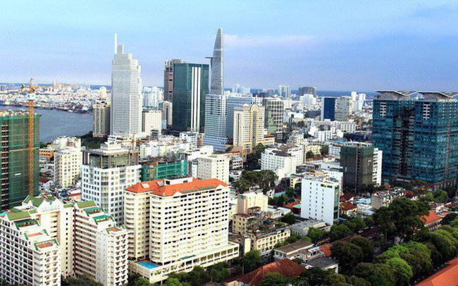 Tại Tp.HCM, giá căn hộ tăng 1,4% so với quý 1/2018.