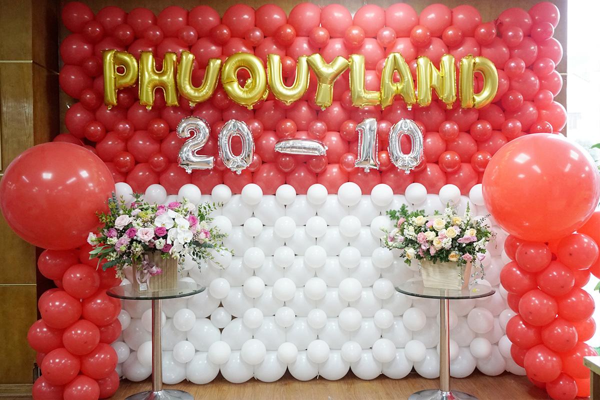20-10: bữa tiệc tôn vinh những người phụ nữ tuyệt vời của PHUQUYLAND
