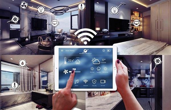 Với ứng dụng SmartHome, cư dân Sunshine City có thể điều khiển từ xa toàn bộ các thiết bị điện thông minh trong căn hộ