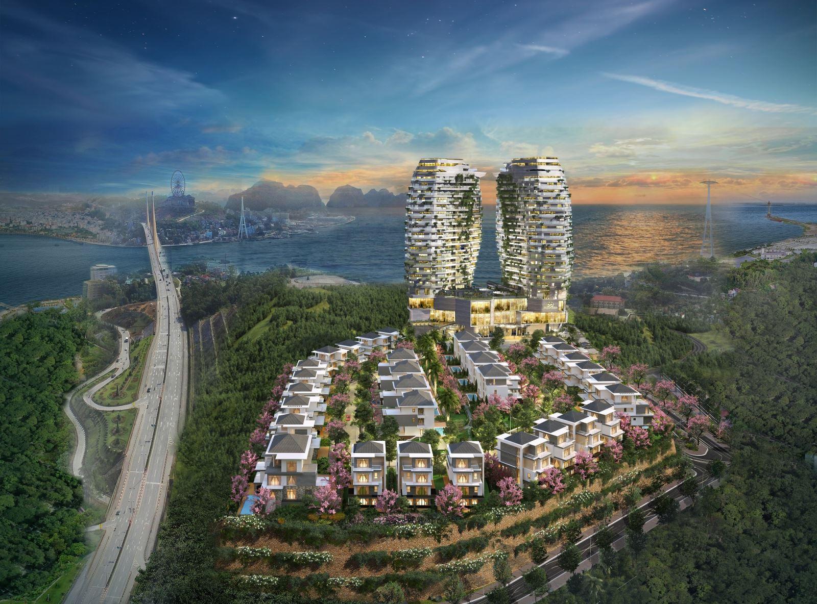 Phoenix Legend Villas, Hotel And Residences – Kiến tạo kỳ quan trong lòng di sản