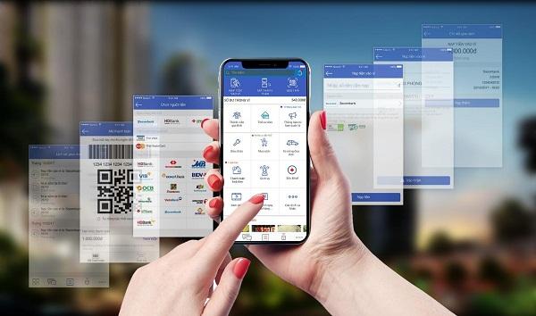 Ví điện tử Sunshine Pay giúp cư dân thanh toán mọi chi phí hàng ngày dễ dàng, đơn giản, tiện dụng, không phải dùng tiền mặt.