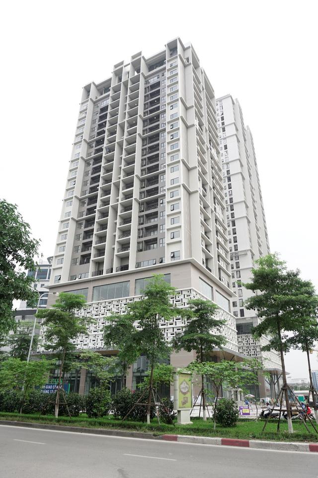 Sky Park Residence là dự án chung cư được xây dựng tại Tôn Thất Thuyết.