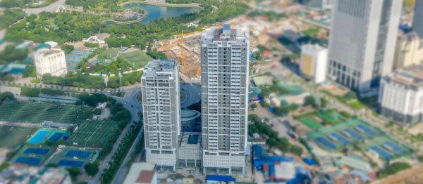Dự án đang trong giai đoạn hoàn tất các thủ tục cuối, trước khi chính thức đi vào hoạt động từ tháng 12/2018. Sky Park Residence sẽ được quản lý vận hành bởi Savills Việt Nam.