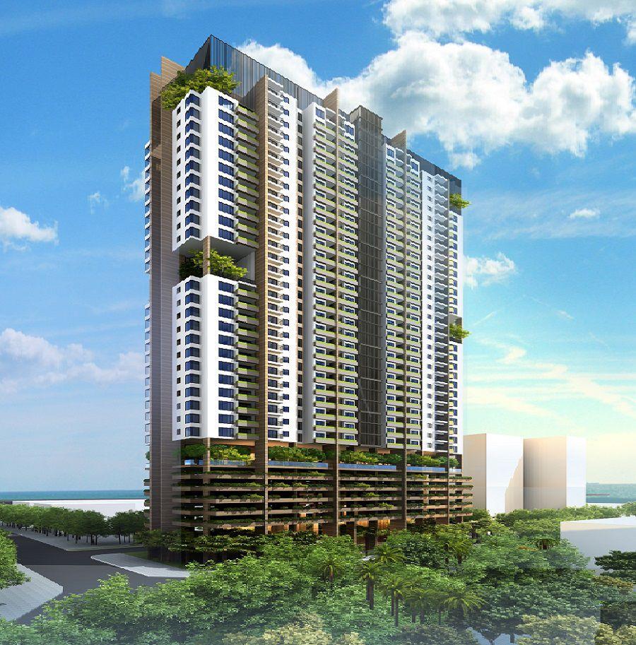 FLC Green Apartment nằm giữa trung tâm Mỹ Đình