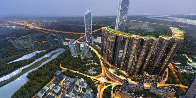 """Sunshine City là công trình đạt giải """"Nhà ở Hạng sang tốt nhất Việt Nam 2018"""" do Dot Property Vietnam Awards bình chọn"""
