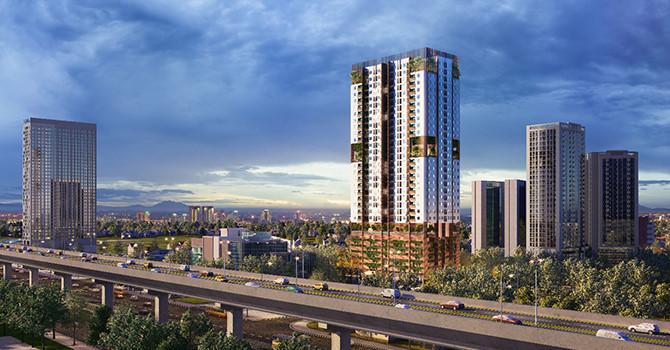 Đại diện CBRE: FLC Green Apartment nằm ở khu vực phát triển năng động nhất về hạ tầng và bất động sản