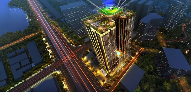 IGG Hạ Long – Cụm Trung tâm thương mại và căn hộ tiêu chuẩn 5 sao