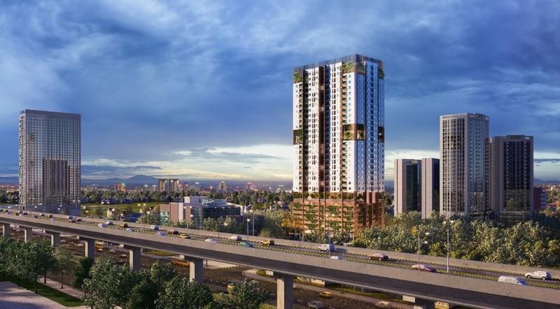 Vị trí vàng trên trục đường huyết mạch của dự án FLC Green Apartment
