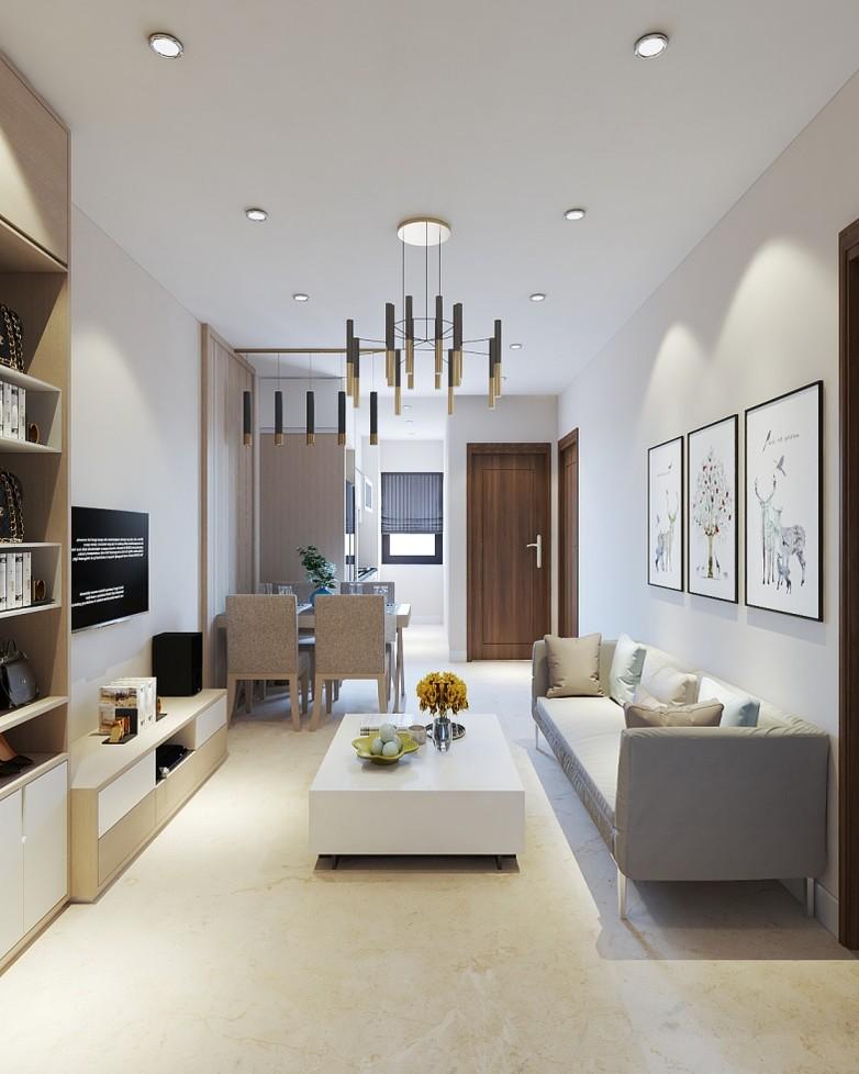 FLC Green Apartment sẽ bàn giao những căn hộ đầu tiên trong tháng 4/2019