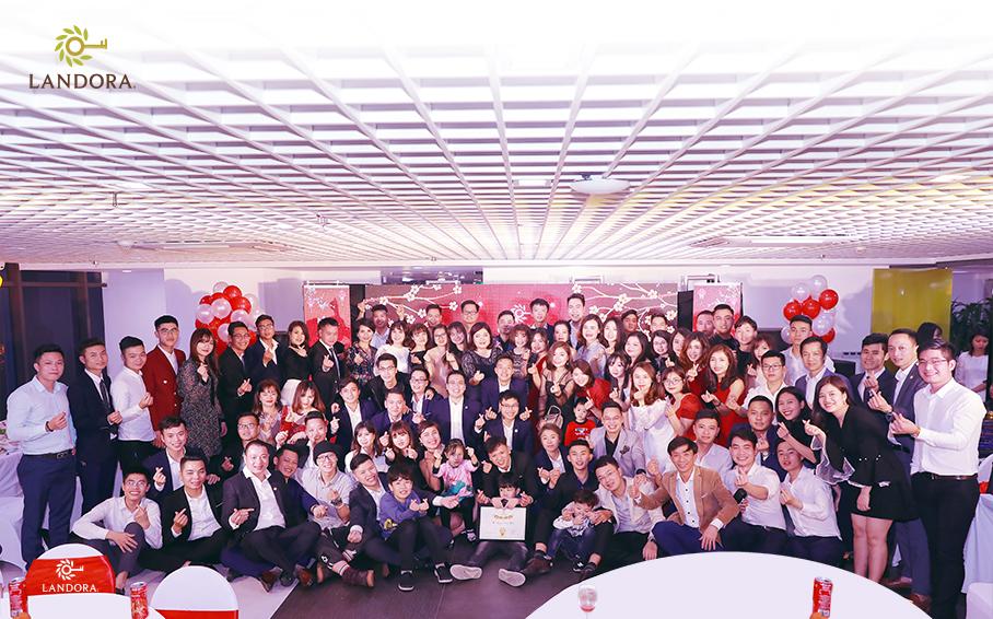 Landora Gala Dinner 2018: Hội tụ – Tỏa sáng – Thăng hoa