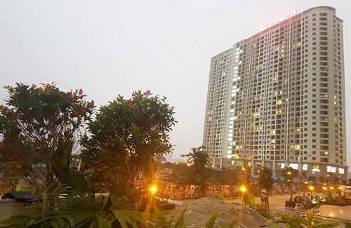 Gelexia Riverside đã hoàn thiện và bàn giao 90% căn hộ.
