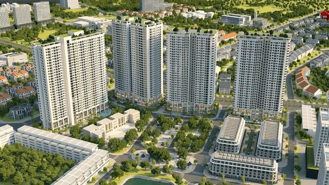 Gelexia Riverside trở thành khu dân cư sầm uất của quận Hoàng Mai