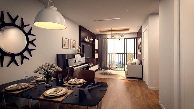 Với view nhìn ra công viên Yên Sở hay sông Hồng, các căn hộ tại Gelexia Riverside luôn ngập tràn ánh sáng tự nhiên và gió trời tươi mát.