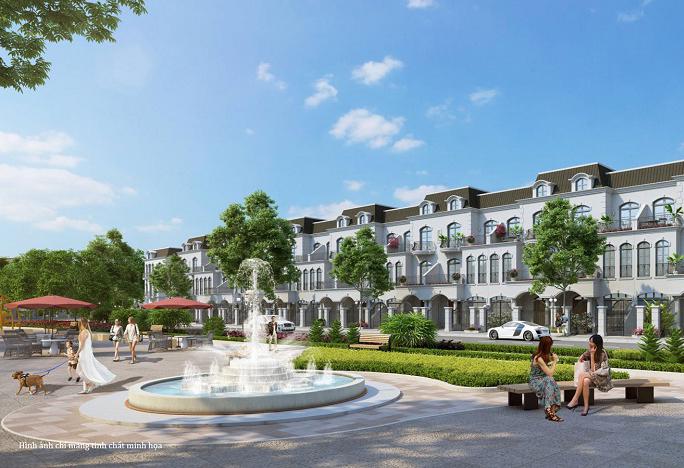Landora Aroma – Khu đô thị mới tại trung tâm Từ Sơn – Bắc Ninh