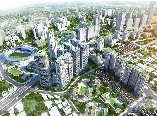 Vốn FDI tăng mạnh tạo đà cho thị trường bất động sản khởi sắc