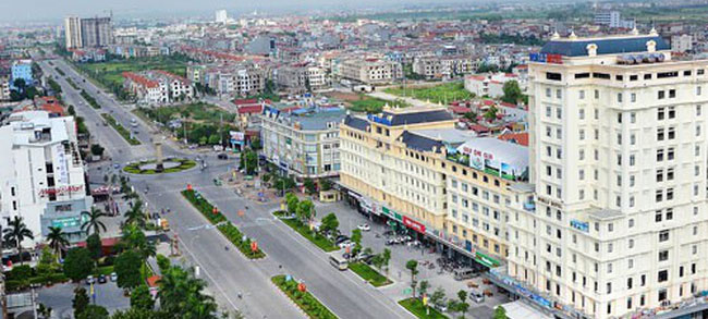 Khu đô thị sầm uất bậc nhất tại Bắc Ninh
