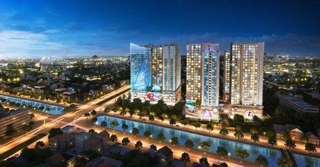 Hinode City – Siêu dự án đẳng cấp có 1 không 2 ngay giữa trung tâm thủ đô
