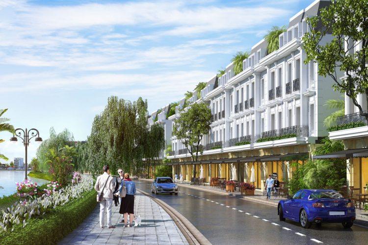Dự án bất động sản xanh dẫn đầu xu hướng tương lai