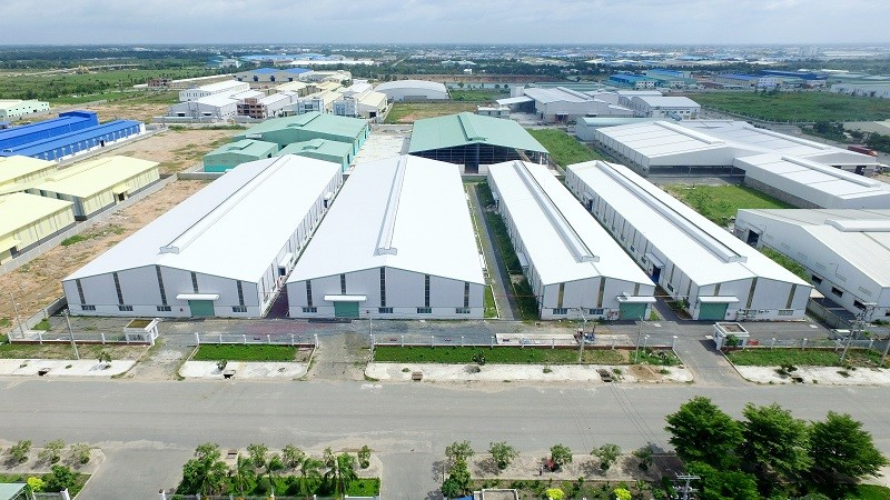 Làn sóng đầu tư bất động sản khu công nghiệp