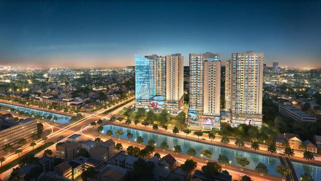 Cải tạo lại các con sông nội đô – bất động sản quanh khu vực hưởng lợi