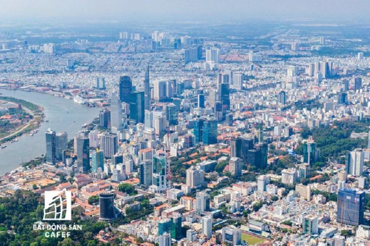 Hà Nội dẫn đầu lượng vốn ngoại rót vào thị trường bất động sản