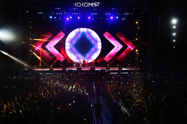 Cocofest - Sự kiện giải trí mùa hè mới của giới trẻ.