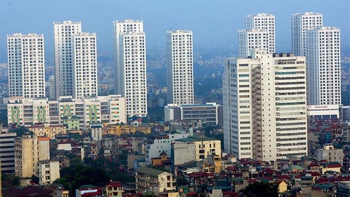 Giá chung cư Hà Nội ổn định, TP. Hồ Chí Minh tăng gần 12% sau một năm