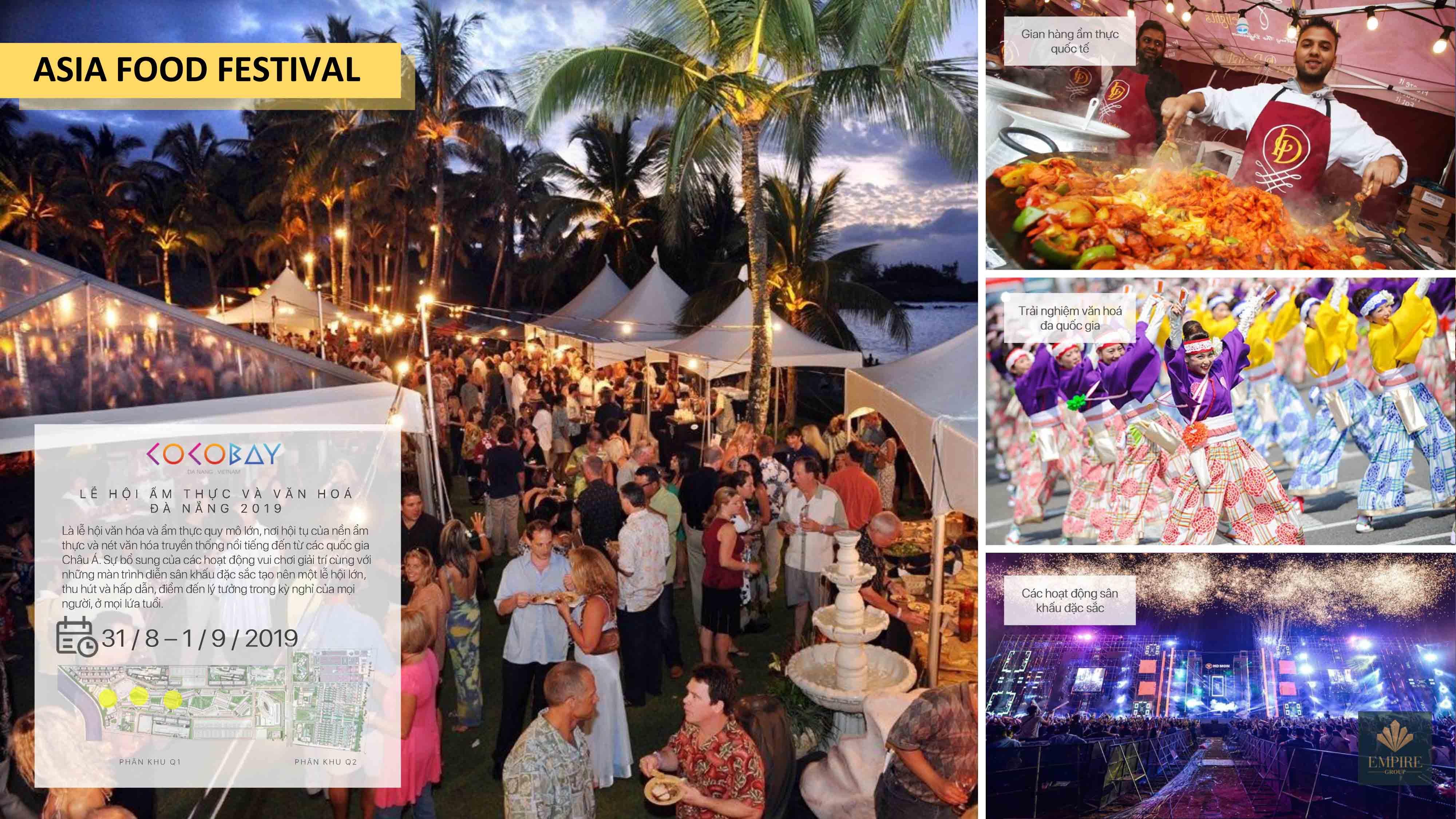 Lễ hội ẩm thực thế giới ngay tại Đà Nẵng