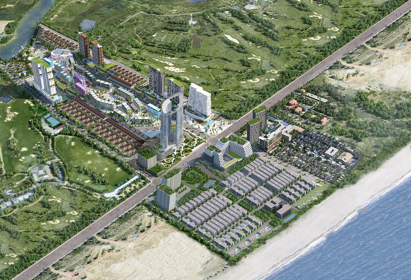 Namanhomes: Cơ hội đầu tư, sở hữu nhà đất có sổ đỏ tại trung tâm tổ hợp Cocobay