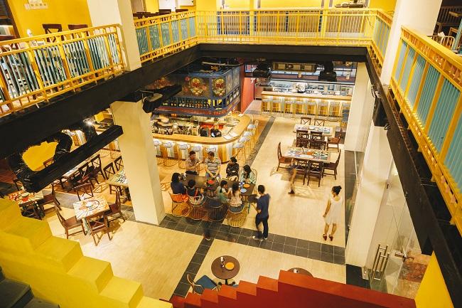Kinh doanh gì khi sở hữu Shoptel ngay cạnh tuyến phố đi bộ sầm uất nhất Việt Nam?
