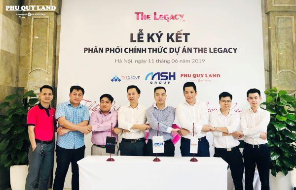 Căn hộ thương hiệu đầu tiên tại Hà Nội đã có đại lý phân phối chiến lược