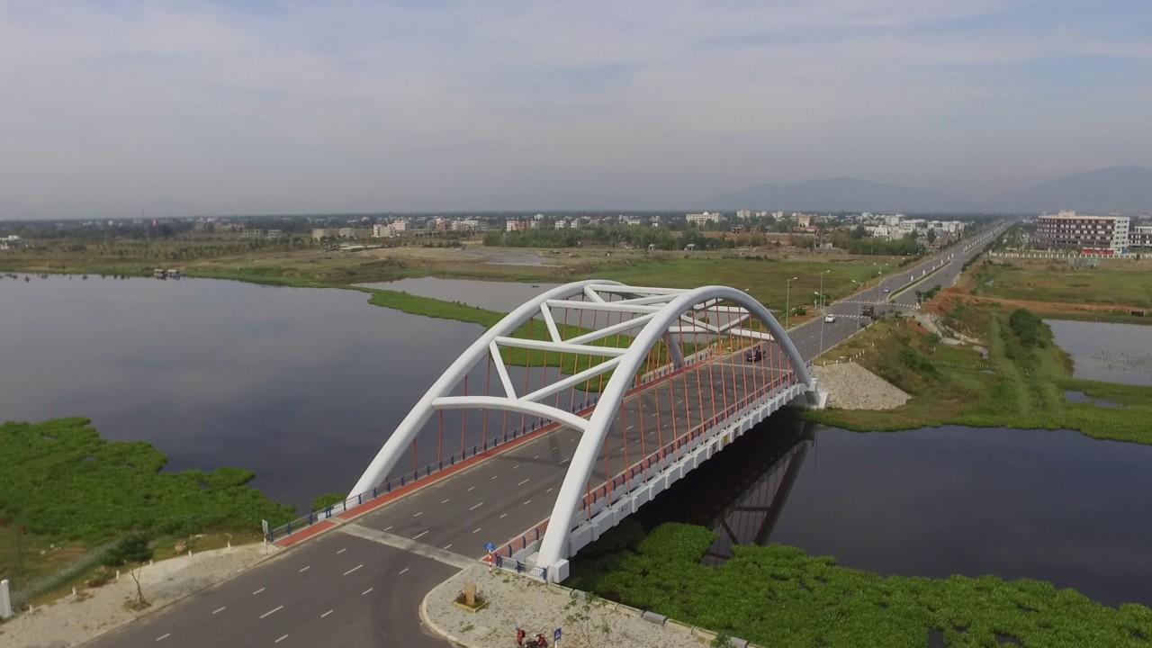 Đà Nẵng thêm cầu mới qua sông Cổ Cò