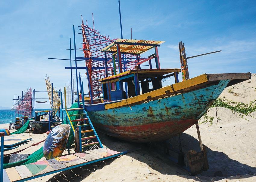 Báu vật trên một vùng biển Đà Nẵng