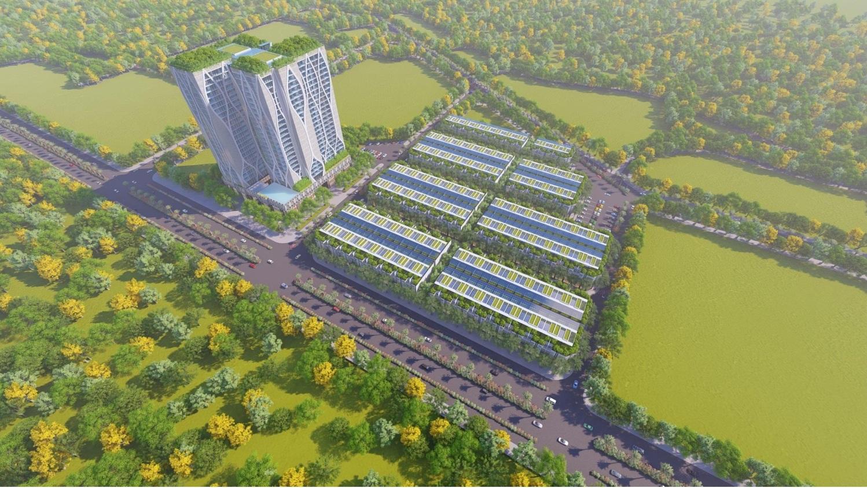 Apec Diamond Park – shophouse triệu đô tại Lạng Sơn